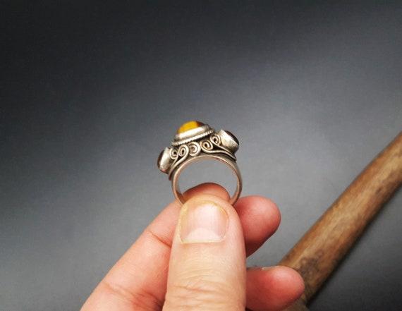 Damen Schmetterling Form Strass Ehering Verlobungsring Schmuck Anhänger