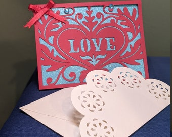 Valentine's Day, Hand Crafted, Special Occasion