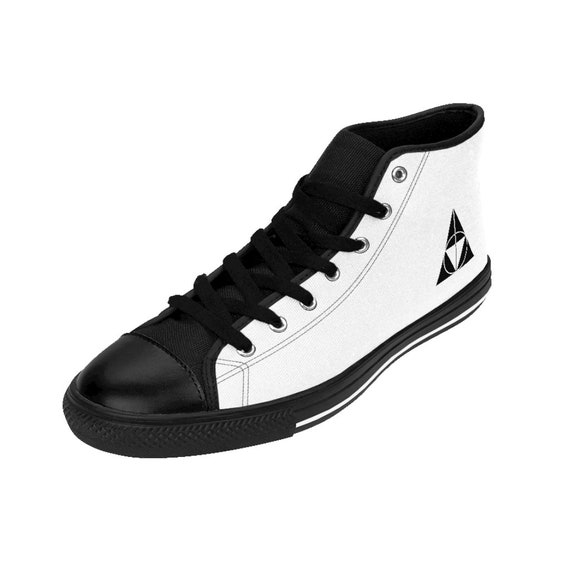 Triforce Hallows - Men's High-top Sneakers