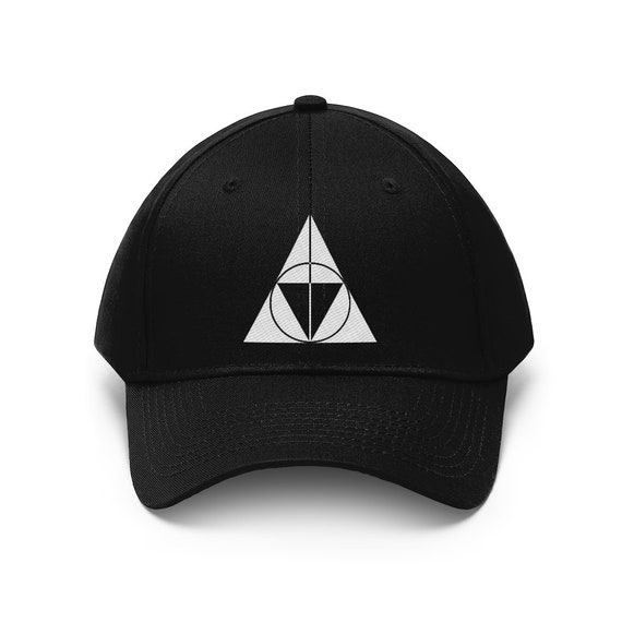 Triforce Hallows Unisex Twill Hat