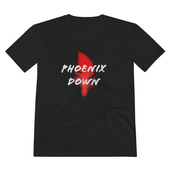 Phoenix Down Lightweight V-Neck Tee
