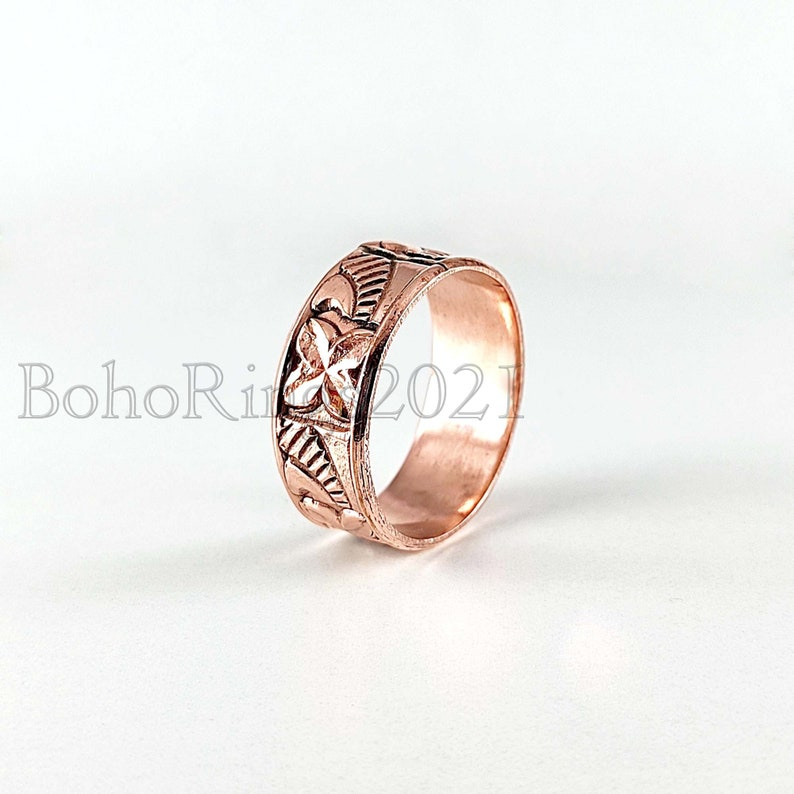 Worry Band Ring Copper Ring Meditation Ring Handcrafted Jewelry Most Popular Ring Brass Ring Gift For Her Women Ring Girlfriend Gift