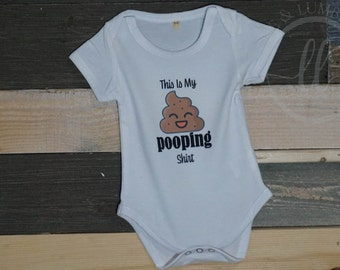 Funny Embroidered Personalised Vest Baby Shower Gift Daddy its your turn for the