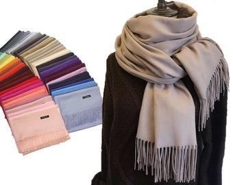 100/% Superfine Lightweight Wool Wrap//Shawl//Big Scarf Made in Scotland