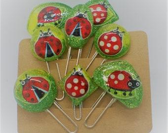 Ladybug trombones #1