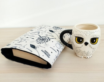 Harry Potter Quidditch book sleeve
