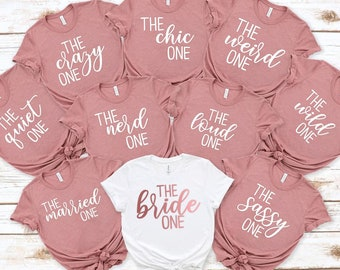 Funny Bachelorette Shirt Funny Bridesmaid Shirt Bachelorette Shirt Bachelorette Party Shirt Most Likely To Shirt