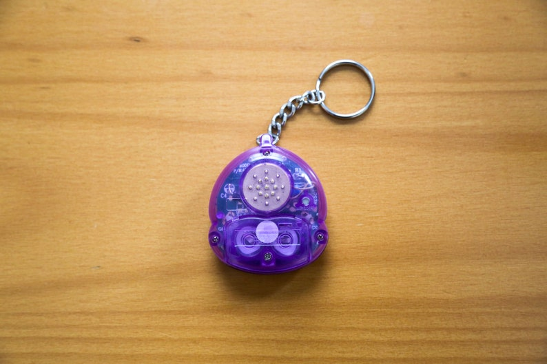 Vintage 90s Virtual Pet Giga Pet Digital Doggie by Tiger Electronics 1990s Tested and Working