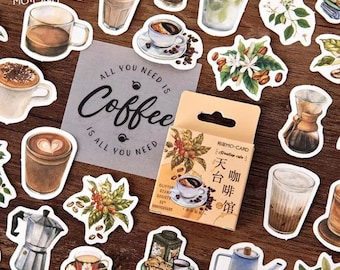 Stickers Sticker Cup Of Coffee 20 05572