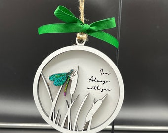 Dragonfly Ornament Etsy
