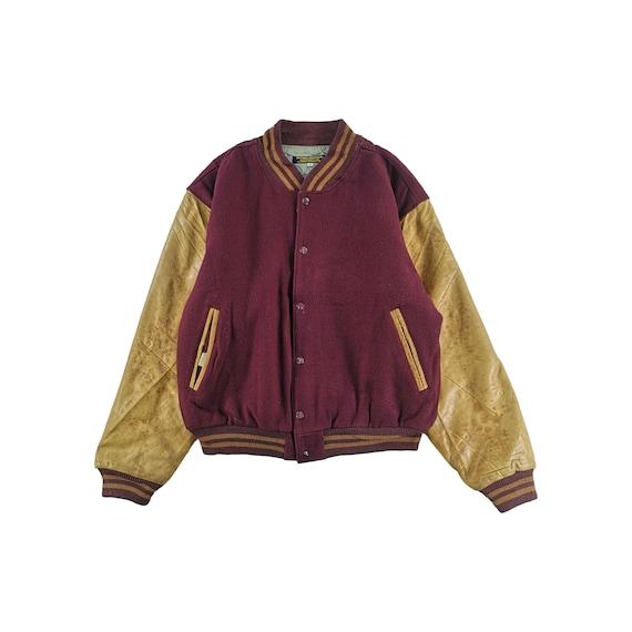 Vintage Brooks Brothers  Varsity Jacket Jacket Woo