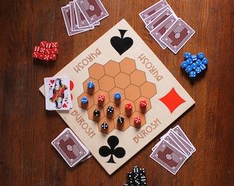 Burosh game in box