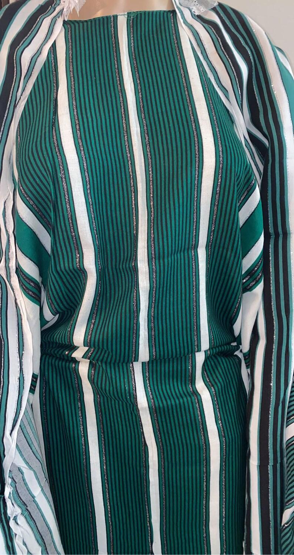 baati Somali dress two piece baati and scarf