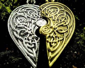 Bleeding Heart Talisman