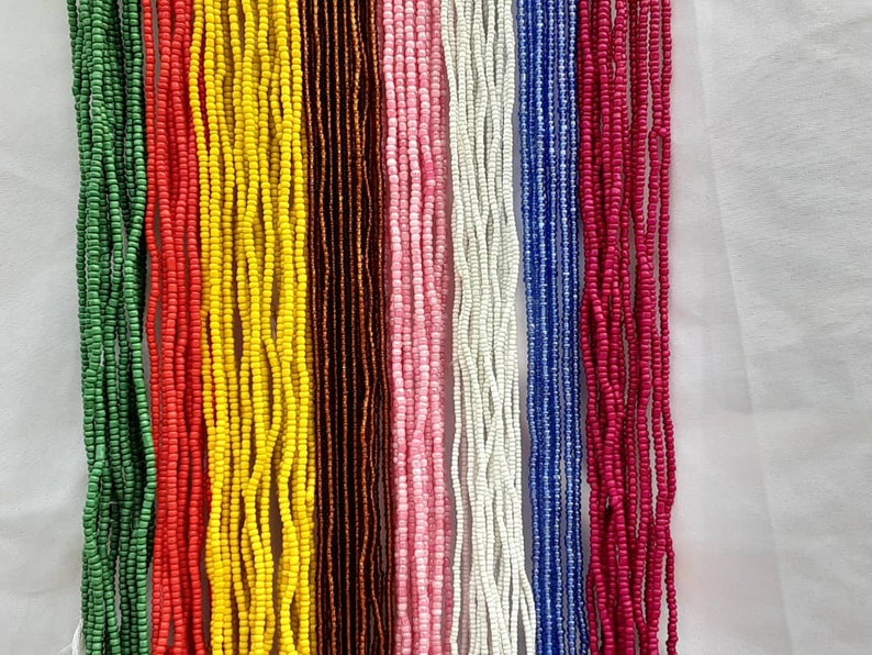 Belly chain Tummy beads tummy chain FREE Shipping Waisted Beads for women Solid Colored Wholesale waist beads Colorful waist beads
