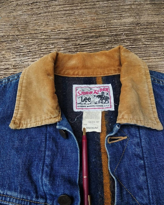 Denim Vintage Lee Storm Riders