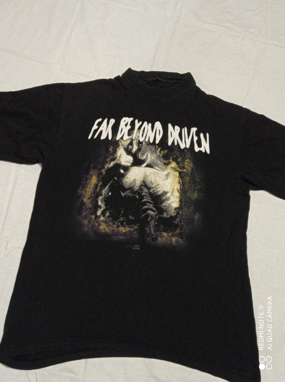 VTG T Shirt Pantera Far Beyond Driven 1994