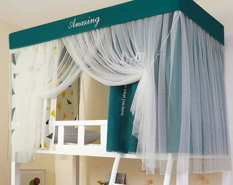Bunk Bed Tent Etsy