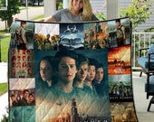 The Maze Runner Quilt Blanket,Gift For The Maze Runner Fans,Adult Blanket Hooded Blanket Bedroom Personalized Customized Home Decor Gift