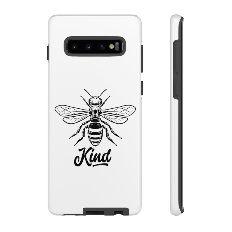 Samsung IPhone Be Kind Phone Case Iphone and Samsung Phone Case