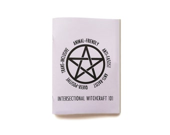 Intersectional Witchcraft 101 A5 Zine