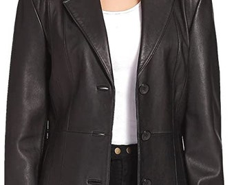polyester  Faux leather collar  Dark grey Y2K-00/'s Simon Chang colorblock fitted blazer  Wool white black red  Size 12
