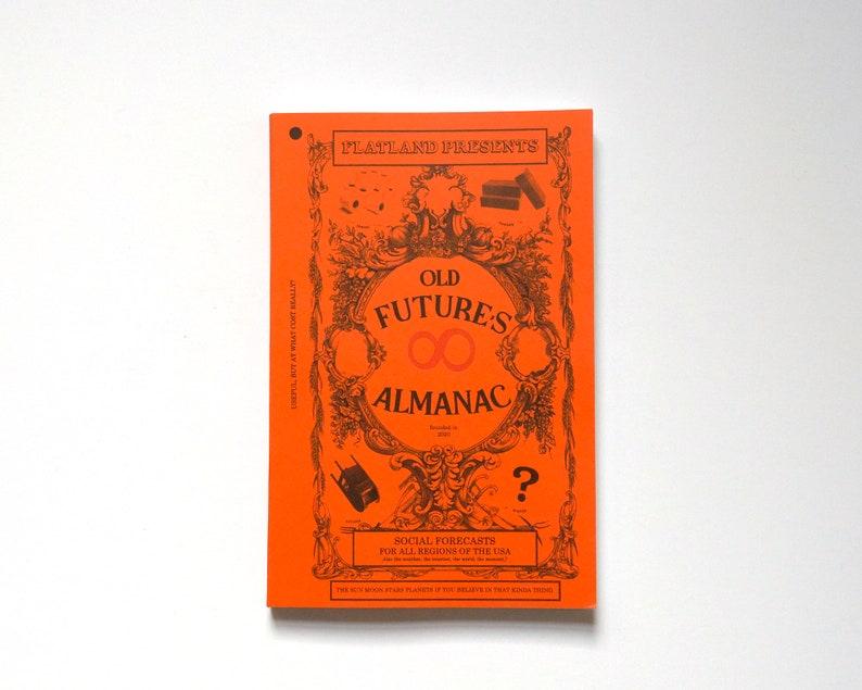 Old Future's Almanac image 0