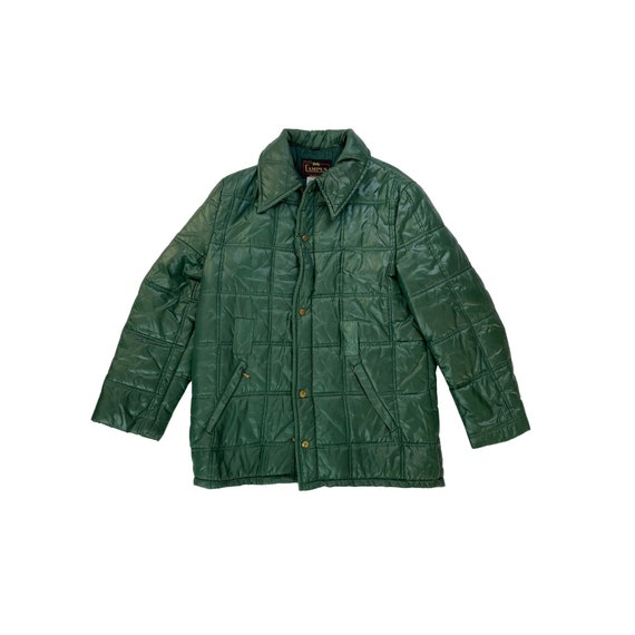 70s Puffy Camper Jacket