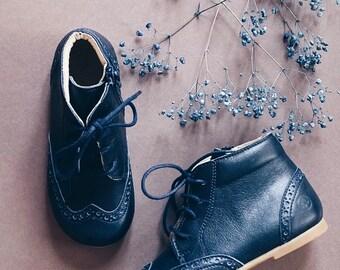 BLUEBERRY lace-up shoe