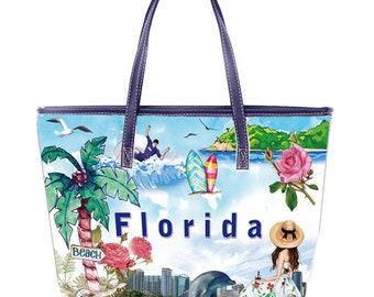 Handbag Explore Florida Fast and Free from USA