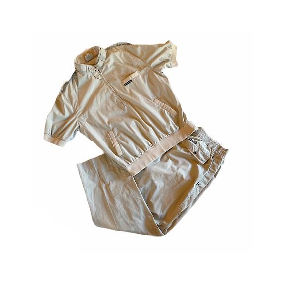80s Vintage Member's Only Jacket Pant Track Suit T