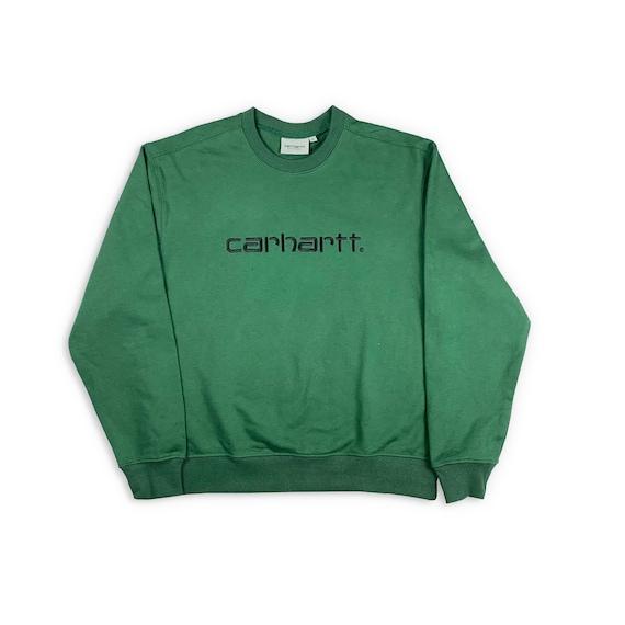 Vintage Carhartt Crewneck Spellout