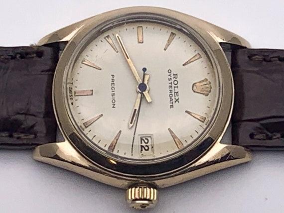 1960's Vintage Rolex Oyster Date
