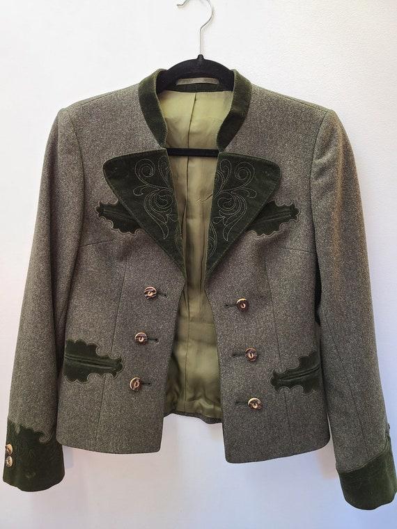 Vintage Women's LodenFrey Wool Coat