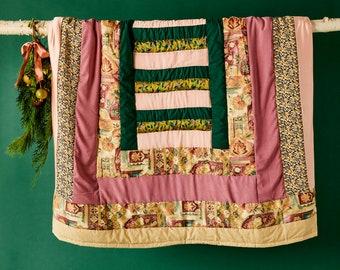 House of Harlow 1960 Handmade Quilt