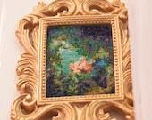 The Swing by Fragonard Cross Stitch Pattern