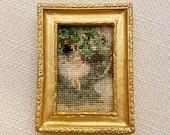 Degas Ballet Dancers - Cross Stitch Pattern