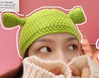 Adults yoda hat /_ star wars /_ jedi Knight /_ comic con/_ novelty/_ Alien /_ UFO/_ shrek /_winter hat/_ Pride /_ festival fashion /_ Christmas gift