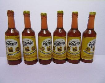 "Dollhouse Miniature 1//6 Scale Mini /""Corona Beer/"" Bottle UNIQUE Collectible Decor"