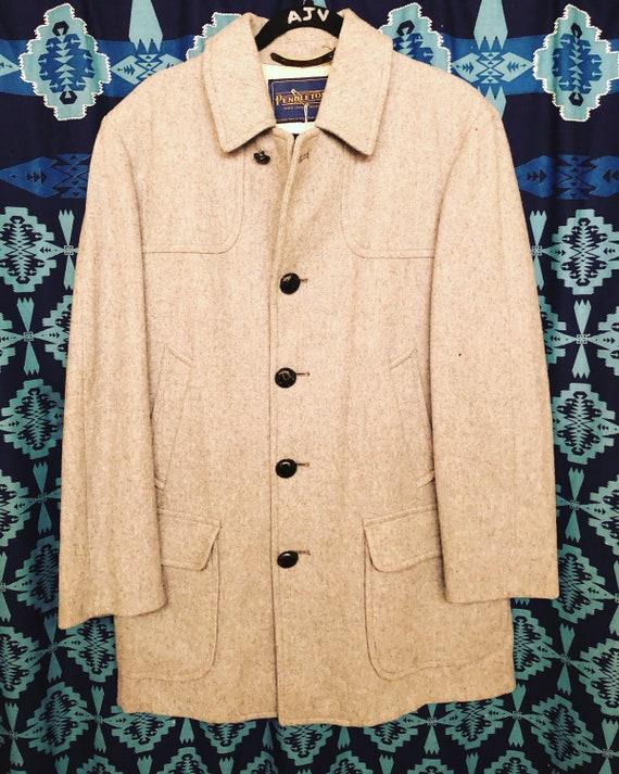 Vintage Pendleton Overcoat
