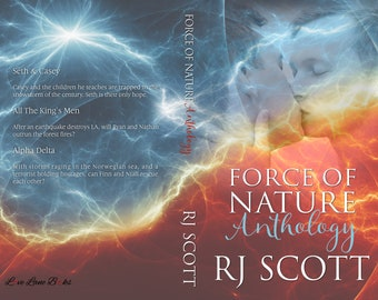 Signed paperback of Force Of Nature from RJ Scott