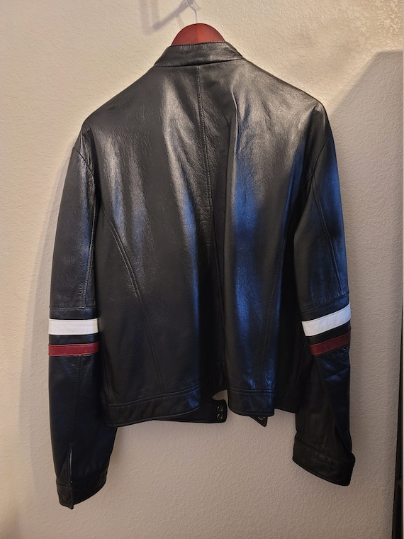 Wilsons Leather Moto Jacket - image 2