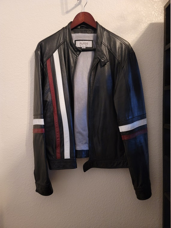 Wilsons Leather Moto Jacket - image 1