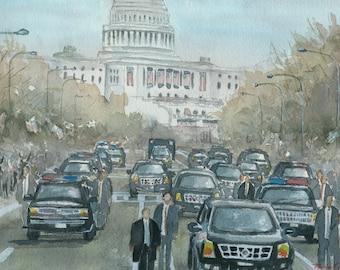 United States Secret Service Inauguration / USSS