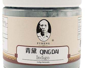 QING DAI - 青黛 - Indigo - FUHENG福恒 - Since 1905 - 100g