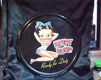 Rare!!!All Overprint Betty Boop Dollar AmericaKing Features Syndicate,IncFleicher Studios,incSize M