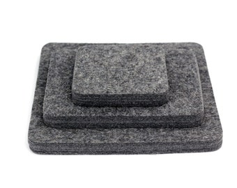Needle Felting Mat - Felting Pad for Needle Felting Kit - Wool Mat - DIY Handicraft Special Wool Pad - 3 Different Sizes
