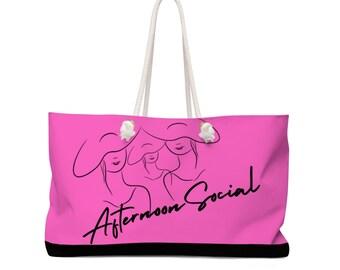 Afternoon Social Weekender Bag