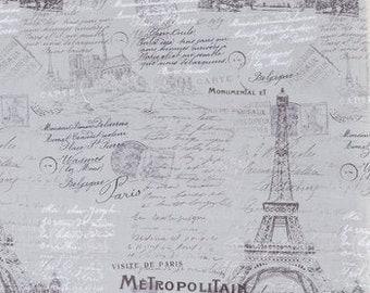 Parisian Fabric Etsy