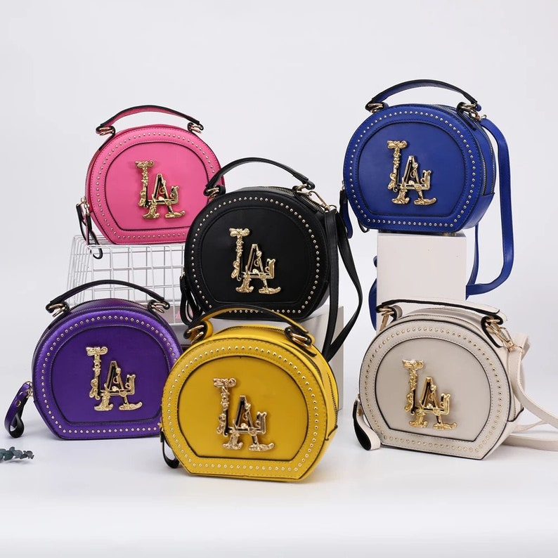 Multiple Colors Available Purse Only LA Purse Los Angeles Purse LA And NY Purse for Women Cute Sets for Women|